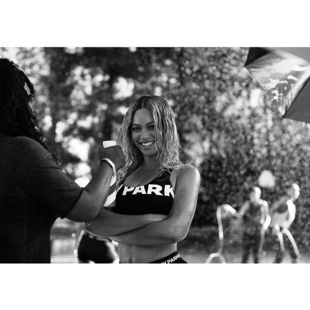 Beyonce Ivy Park sport collection
