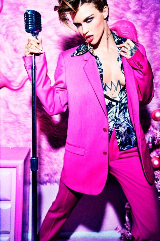 Ruby Rose lesbian sexy