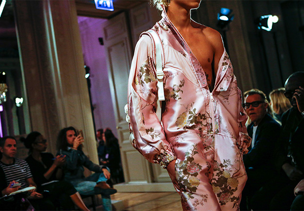 Fenty x Puma Fashion Week Paris Rihanna Sita Abellán