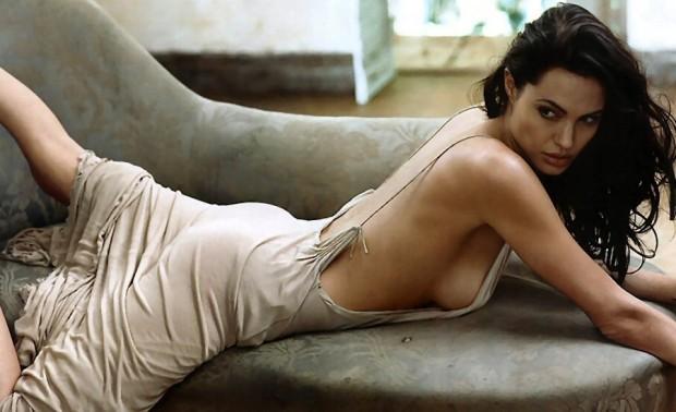 Angelina Jolie antes y después famosos